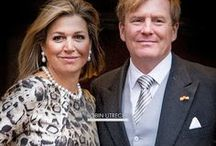 Koningshuis Nederland. Dutch royal family.