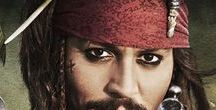 4. Jack Sparrow and his mates
