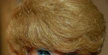 9. Barbie Vintage random / the Barbie dolls in the beginning