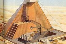 8. Ancient Egypt Tomb maps