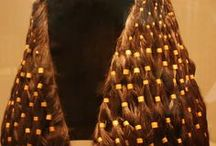 8. Ancient Egyptian wigs