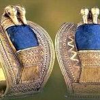 8. Ancient Egyptian jewelry (not Tutanchamon) / Jewelry from kings queens princess princesses and importants. for jewelry from Tutanchamon go to a separate board on my page.