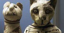 8. Angient Egypt animal mummies