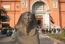 8. Angient Egypt art museum Cairo