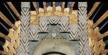 11. Art Nouveau (Jugendstil) Art Deco, Berlage en Dudok / Architectuur, bouwstijl, woninginrichting laat 1800 begin 1900 door Nederlandse ontwerpers.