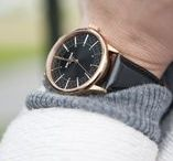 Confluence 01 | Burlingham Watches / Burlingham's rose gold cased watch with black dial - the Confluence 01. The jet black dial with detailed patterning sits perfectly within the rose gold casing - ensuring you look great whatever the occasion. Each 01 sold helps to save 200m squared of rainforest.
