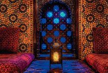 Orient interiors