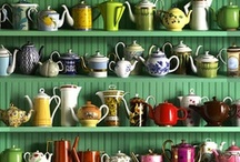 Over the Teapots