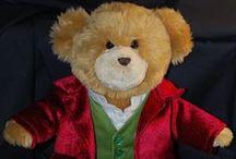 Teddy Bears For Boys / Ideas for making teddy bears for boys