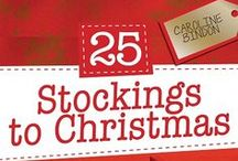 "Christmas Countdown - 25 Stockings to Christmas / Ideas for a devotional journey to Advent.  Make a countdown calendar and use my ebook, ""25 Stockings to Christmas"" to make your Christmas special. Includes bible readings, reflections, prayers, meaningful activities, crafts and more.  http://www.kererupublishing.com/our-books/25stockings Also available from Amazon, Barnes & Noble, Google, Apple, Kobo etc www.kererupublishing.com  and www.facebook/Kereru.Publishing"