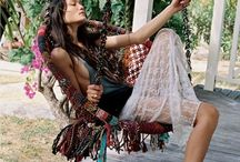 boho beauty. / Bohemian Rhapsody
