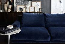 Color Inspiration: Dark Blue / Dark blue textures, fascinating moods and attitudes, intriguing & stunning atmosphere