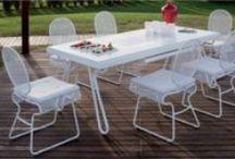 Terasă / Portofoliul Chairry de mobilier și accesorii pentru terase