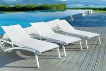 Piscină și plajă / Portofoliul Chairry de mobilier și accesorii pentru piscină și plajă