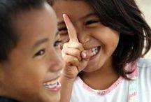 H A P P I N E S S / A smile is the shortest distance between two people