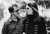 Annie Hall / Annie Hall was the inspiration for the Annie and Alvey lamps.