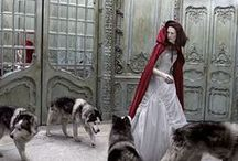 Red Riding Hood / All About Her and Her Wolf
