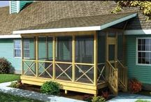 Screened Porches / Pictures and Ideas for Screened Porches