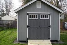 Storage Buildings / Pictures and Ideas for Storage Buildings