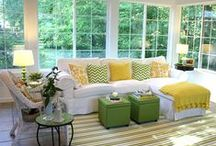 Sunrooms / Pictures and Ideas for Sunrooms