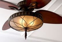 Ceiling Fans / Pictures and Ideas for Ceiling Fans