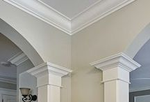 Crown Molding / Pictures and Ideas for Crown Molding