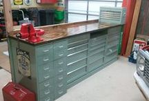 Workbenches / Pictures and Ideas for Workbenches