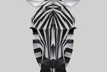 Zebra influenced