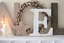 Holiday Inspiration / Add a touch of the holidays and see your home come alive