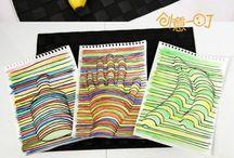 3d drawing ideas