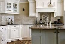 Kitchen Remodeling / Cut into a kitchen remodel with these sizzling ideas! Whether your style is more traditional, contemporary, rustic country, modern or shabby chic, Turner Homes can make a custom kitchen just for you!