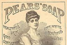 Vintage Advertising: Pears' Soap