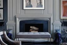Design. Fireplace / Fireplace design & decor