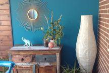 Decoración / Muebles, objetos y detalles de decoración que me gustaron, personales, hechos en casa y ajenos.