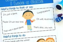 Social Skills Activities for Children / Social skills activities, games and resources help your elementary students  develop and maintain postive relationships.