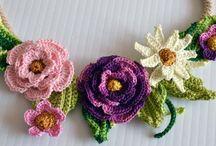 Crochet y punto / Crochet, ganchillo, punto. Algún día...