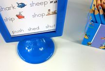 Reading / Reading ideas and resources, center activities, word work, sight words, close reading. phonemic awareness and classroom reading organization for teachers of kindergarten, first, second, and third grade students