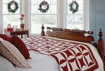 Quilt Ideas Red and White