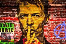 Arte urbano, murales, trampantojos.