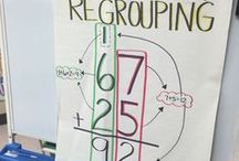 Addition and Subtraction with Regrouping / Addition and subtraction games and activities help students practice addition with regrouping and subtraction with regrouping.