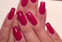 Uñas. Ongles. Nails. / Decoración de uñas