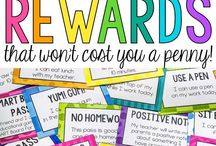 Classroom management / Every teacher needs classroom management strategies that are effective. Grab some tips and ideas on reward systems, positive behaviour strategies, attention grabbers for the elementary classroom.