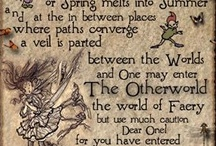 Fairy stuff / by Rachel Brown