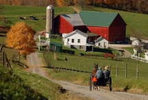 Amish Country, Ohio / A look at the countryside around us in Holmes County, Ohio