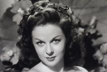 Old Time Film Stars (female)