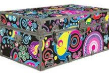 Trunks & Footlockers / Summer Camp Trunks for Kids / by Everything Summer Camp