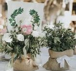Wedding Decor / Stylish and budget ideas for decorating and styling your wedding day