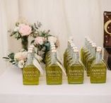 Wedding Favours / What will you be giving your wedding guests as a favour to say Thank you? Jam, Chocolates, macaroons, donation to charity - we have the answer & inspiration.