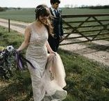 Country / Back Garden Wedding / There's no place like home.   Countryside or back garden weddings, enjoying the outside in all it's natural beauty.