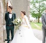 Traditional / Classic Timeless Weddings / Traditional elegance.  Morning suits, confetti throws and more